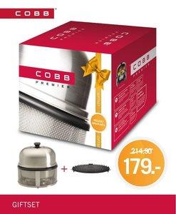 Cobb Gift Set - Cobb Premier + Grillplaat