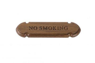 ARC Marine Naamplaat No smoking