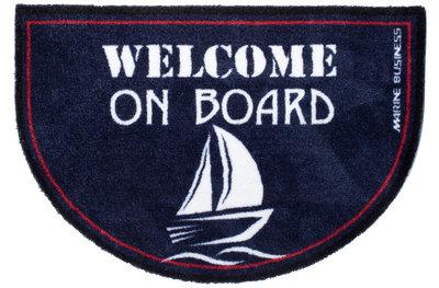 Marine Business Welcome Deurmat Regata Round