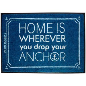 Marine Business Welcome Deurmat Home