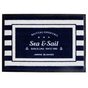 Marine Business Welcome Deurmat Sea&Sail